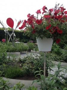 Le Jardin Rouge, 4-6-2016 Appeltern