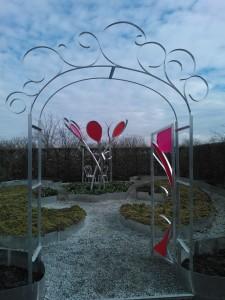 le jardin rouge 10