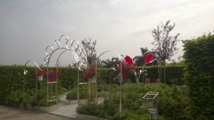 Le Jardin Rouge 4-6-2016